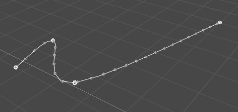 Kyle Halladay - A Spline Based Object Placement Tool